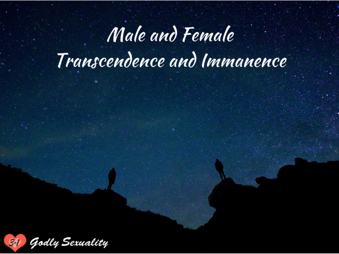 transcendence-and-immanence