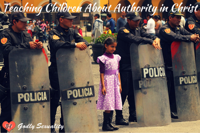 Authority in Christ 2